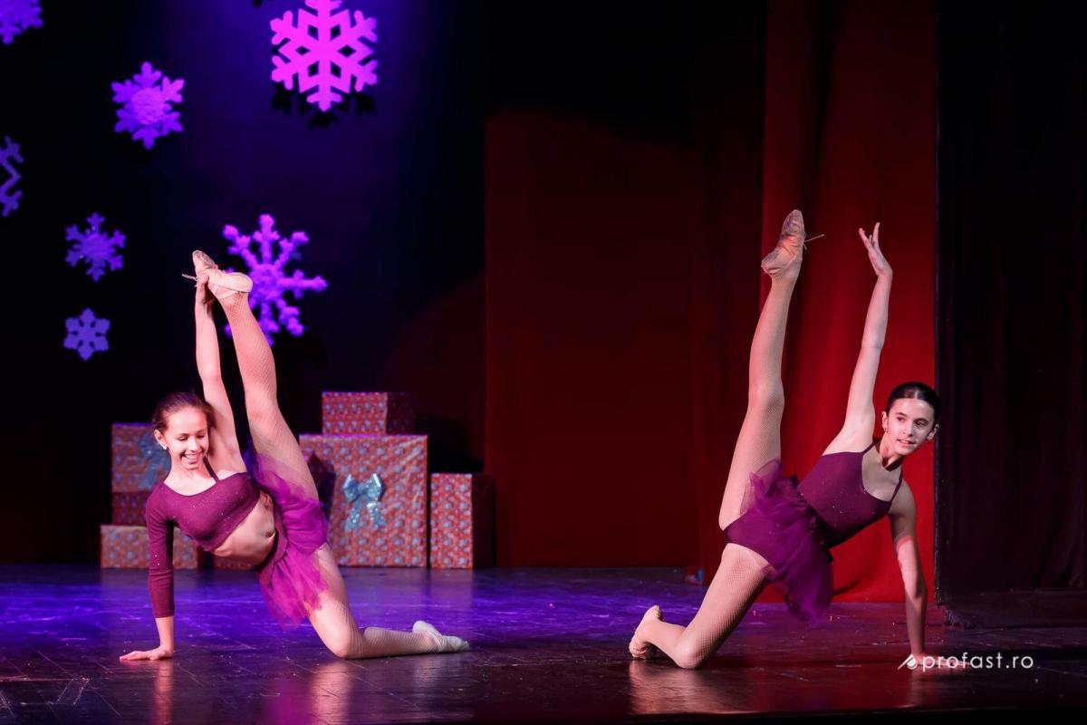 Spectacol Balet, dans modern