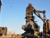 Explozii controlate în ArcelorMittal Galaţi, de vineri până duminică