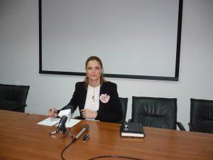 Ramona Mănescu  încă mai speră în dezvoltarea portului Galați