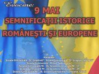 9 Mai – o zi cu triplă semnificaţie: Ziua Independenţei, Ziua Europei şi Ziua Victoriei Coaliţiei Naţiunilor Unite, în 1945