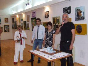 """Ediția 2014 a Concursului de Arte Vizuale """"Nicolae Mantu"""" și-a desemnat câștigătorii. Vezi ce valoare au premiile!"""