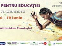Pe 9 iunie, ALERGĂM PENTRU EDUCAŢIE