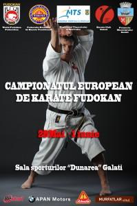 Sportivi gălăţeni, medaliaţi la CE de Karate