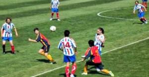 Fetele de la Oţelul au remizat la ultimul meci acasă