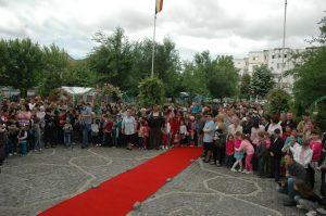 """""""Ziua Copilului"""", sărbătorită la Aşezământul filantropic eparhial """"Sfântul Vasile cel Mare"""" şi în Parohia """"Sf. Mina"""""""