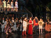 """FOTOGALERIE: Premieră la Teatrul Muzical: opereta """"Contesa Maritza"""","""