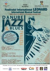 În noiembrie, seri de jazz și blues cu Harry Tavitian și alți invitați din țară și de peste hotare