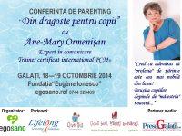 În acest weekend, nu ratați conferința de parenting de la Biblioteca Franceză !