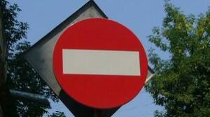 De luni, intersecţia dintre străzile Traian şi Serei, închisă total