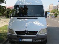 De la 1 noiembrie, parcarea în oraş a camioanelor grele şi a microbuzelor este interzisă