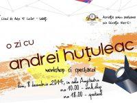 Andrei Huțuleac, noua revelație a teatrului românesc, joacă astăzi la Galați