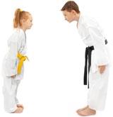 Accident la cursul de karate terminat la spital