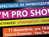 Un nou show marca Social Act Theatre, cu un invitat din București