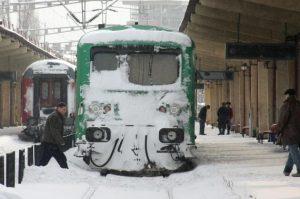 """Trenul """"groazei"""" a ajuns la Galați cu o întârziere de șase ore"""