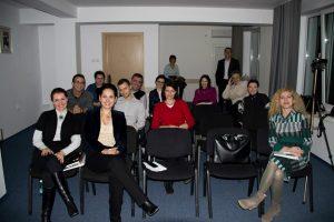 Conferinţa Absolvenţilor Speaker Elite 2014-2015, la Galaţi