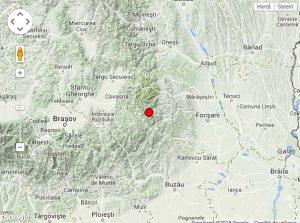 Statistică: până pe 24 ianuarie, 24 de cutremure peste 2,5 grade, din care patru peste 4 grade pe Richter