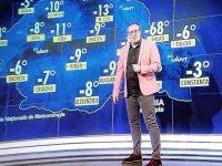Poza zilei. La Galați, ca la Polul Nord: un ger al Bobotezei de minus 68 de grade Celsius!