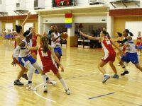 Futsal și baschet, astăzi, la Sala Sporturilor