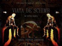 """Teatrul Dramatic """"Fani Tardini"""" începe anul cu un SF: """"Viaţă de schimb"""" de Victor Cilincă"""