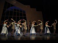 """Baletul """"Lacul Lebedelor"""" al artiștilor constănțeni, în turneu la Galați"""
