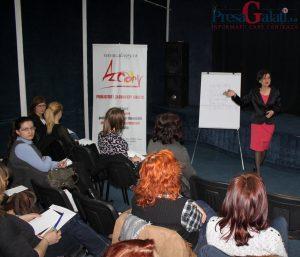 """""""Preia controlul emoţiilor tale"""", seminar gratuit pentru angajaţii ArcelorMittal Galaţi"""