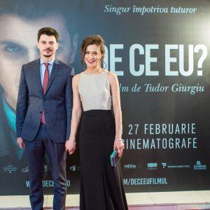 Emilian Oprea si Andreea Vasile - foto Adi Marineci