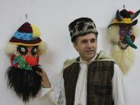 """Actorul şi etnograful Paul Buţa:  """"Am reuşit să fac din Galaţi un centru cunoscut de măşti populare"""""""
