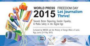 Ziua Mondială a Libertății presei. Din anul 2000, și ȋn România