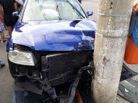 Week-end sângeros. Șase persoane au fost rănite în accidente rutiere