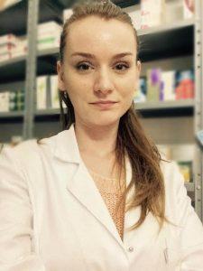 Ana-Maria Ciubotaru, studentă în anul V