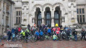 Duminică, nu rata Marea Bicicleală