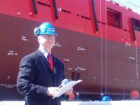 După Nigeria, Canada. Seria de succes a navelor PSV construite de Damen Galaţi continuă