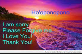 Imi pare rau, Iarta-ma, Multumesc, Te iubesc