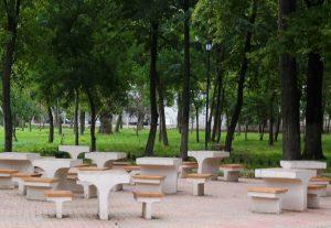 La iniţiativa unor gălăţeni, Parcul Libertăţii va arăta de mâine altfel
