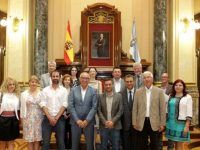 O delegație a Primăriei Galați, în schimb de experiență la Coruna (Spania) pe tema mobilității urbane