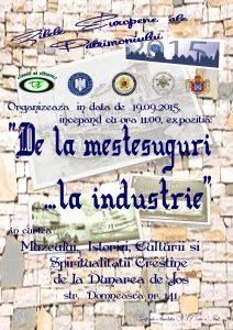 Weekend cultural - Zilele Patrimoniului European la Galaţi.