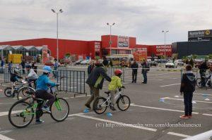 Marea bicicleală se transformă în mica bicicleală, în acest weekend
