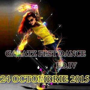 Sâmbăta aceasta, Galaţiul devine capitala dansului