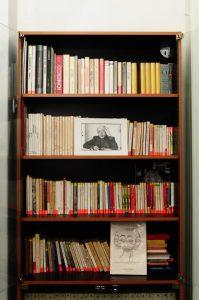 Biblioteca Franceză Eugène Ionesco, funcţională pe bază de voluntariat şi vechi amici ai limbii franceze
