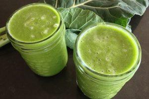 Smoothie verde cu spanac şi avocado! Ideal pentru sănătate și siluetă