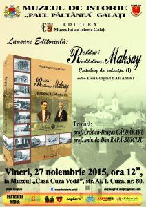Artă fotografică: Vineri va fi lansat primul volum al catalogului de colecție RESTITUIRI. MAKSAY