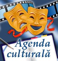 Agenda culturală 6 noiembrie - 12 noiembrie 2015