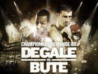 Sâmbătă spre duminică noapte: Lucian BUTE vs James DEGALE