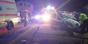 Procurorii l-au reţinut pe tânărul care a ucis un poliţist la Tuluceşti