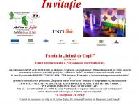 Ziua Persoanelor cu Dizabilități – marcată de către Fundația Inimă de Copil prin inaugurarea unei camere senzoriale și prin Terapia Vojta