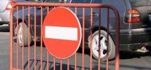 Strada Domnească închisă duminică, în intervalul 12.00 – 14.00