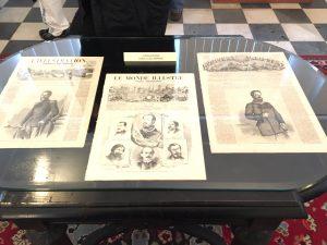 La Casa Cuza, gălăţenii au putut admira ziare de-o seamă cu Unirea