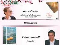 """Joi, 3 martie: Redeschiderea Salonului Literar """"Axis Libri"""" cu Aura Christi şi A.M. Homes în traducerea lui Petru Iamandi"""