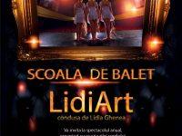 """Şcoala de Balet """"LidiArt"""", la Teatrul Dramatic: VALSUL FLORILOR DE… Ziua Copilului"""