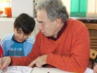 Copii şi vârstnici, implicaţi într-un proiect al Fundaţiei Principesa Margareta a României în colaborare cu Fundaţia Comunitară Galaţi